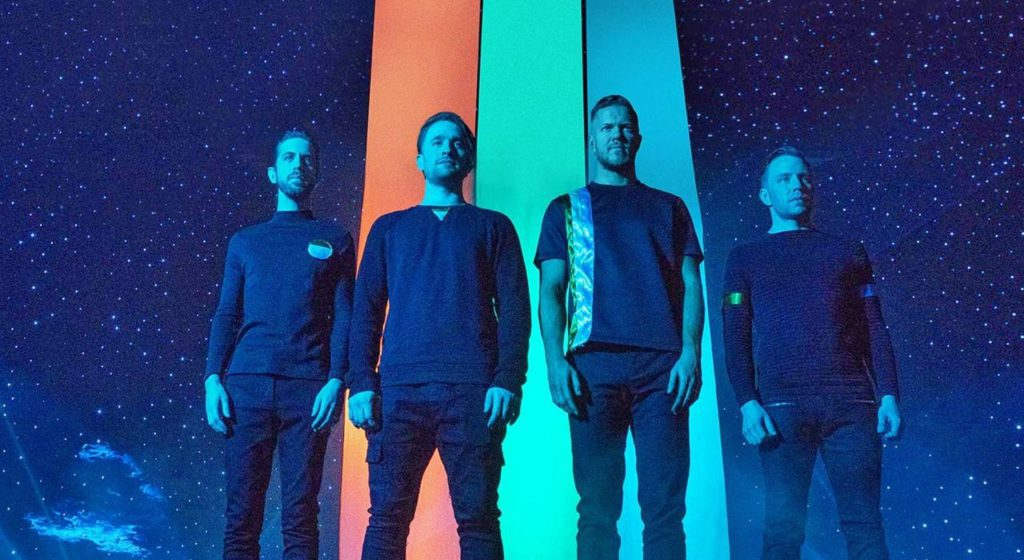 Imagine Dragons live a Firenze